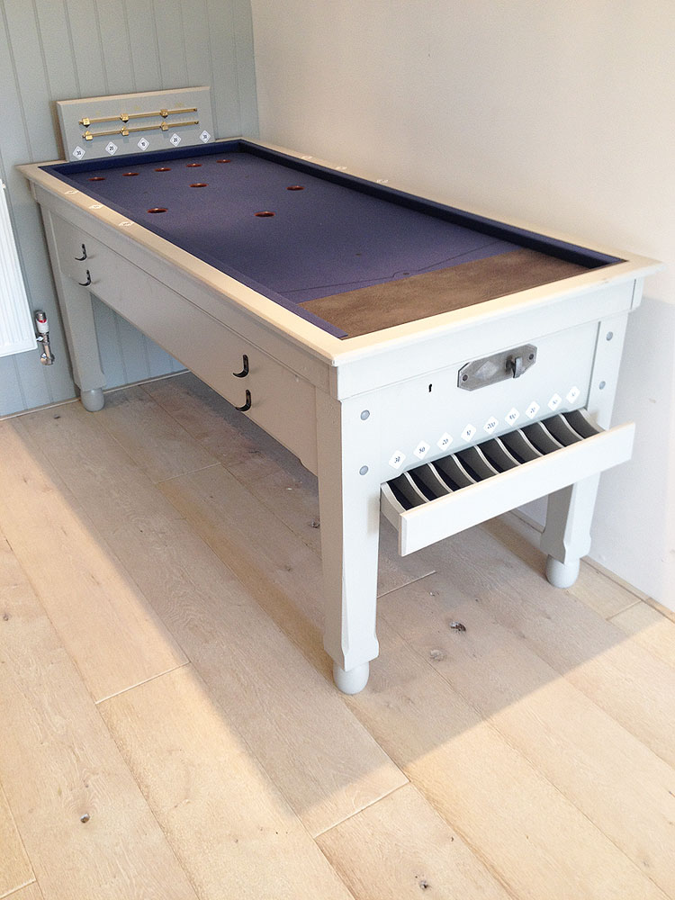 Contemporary SAMS Bar Billiard Table