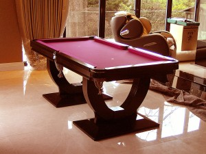 Omega Pool Snooker Table