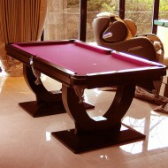 Custom Pool Table – Omega Snooker Table