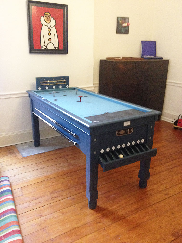 Custom Bar Billiard Table