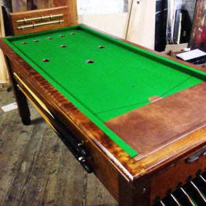 Burwood SAMS Bar Billiard Table