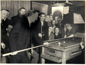 Original Russian Bagatelle in Rochester Pub