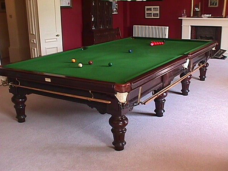 Snooker Tables Snooker Dining Table Snooker Diners For  : full size snooker table 14 from www.hubblesports.co.uk size 800 x 600 jpeg 156kB