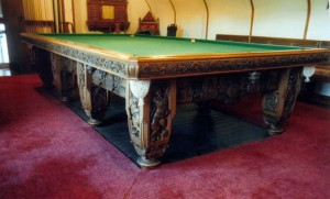 Table made for the Great Exhibition