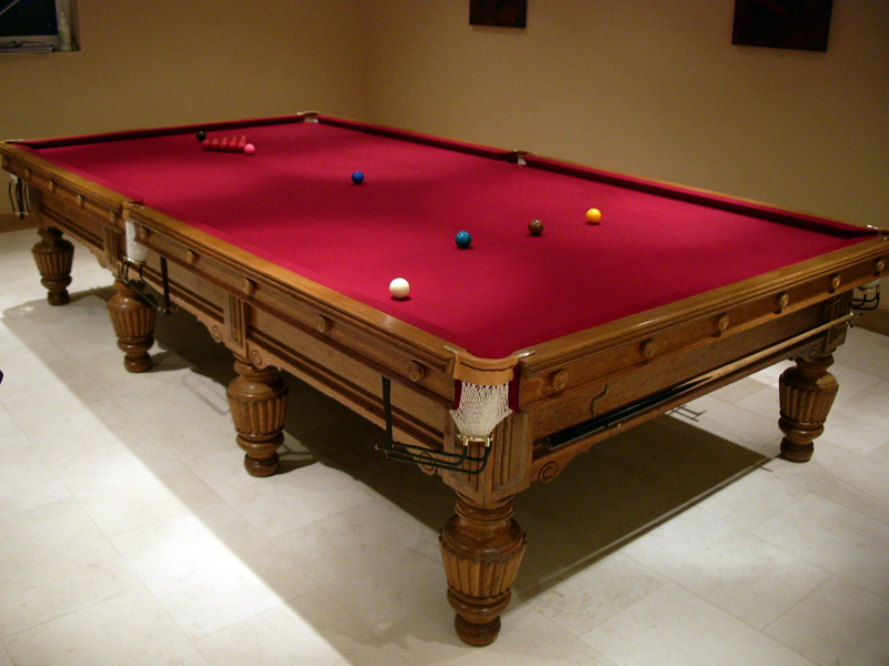 Snooker Tables Snooker Dining Table Snooker Diners For  : full size snooker table 6 from www.hubblesports.co.uk size 800 x 600 jpeg 148kB