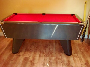 Carbon Pool Table