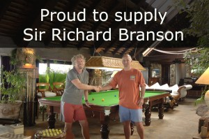 SIR RICHARD BRANSON + MR PETER LUDGATE Tel: 07711 723677