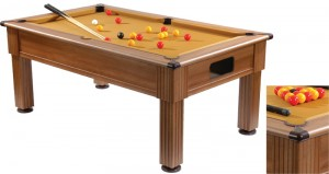 Traditional Pool Table