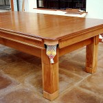 Custom Pool Table – Custom Pool Dining Table
