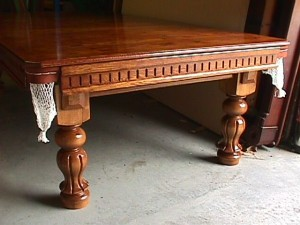 Snooker Dining Table