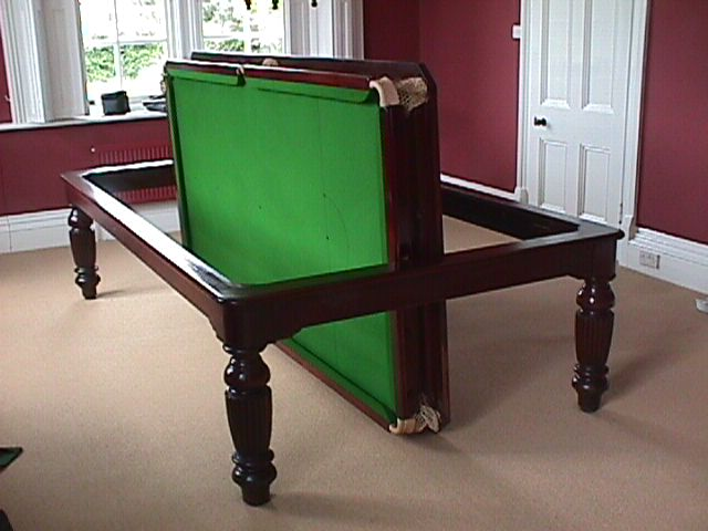 Snooker Dining Table Diners Pool Dining Tables est 1910 : scottvertical from www.hubblesports.co.uk size 640 x 480 jpeg 42kB
