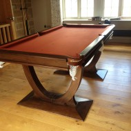 Custom Pool Table – Omega Pool Dining Table