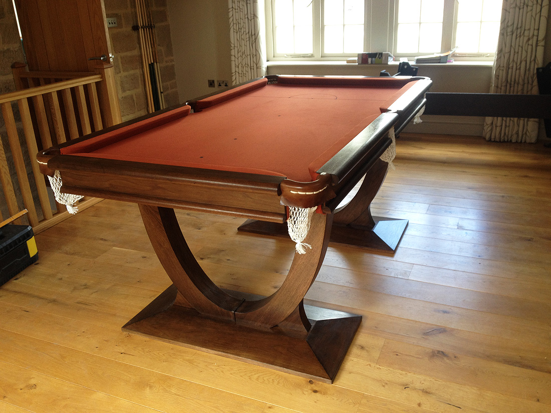 Pool And Dining Table Pool Table Dining