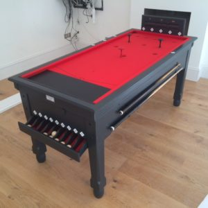 Bar Billiard Table