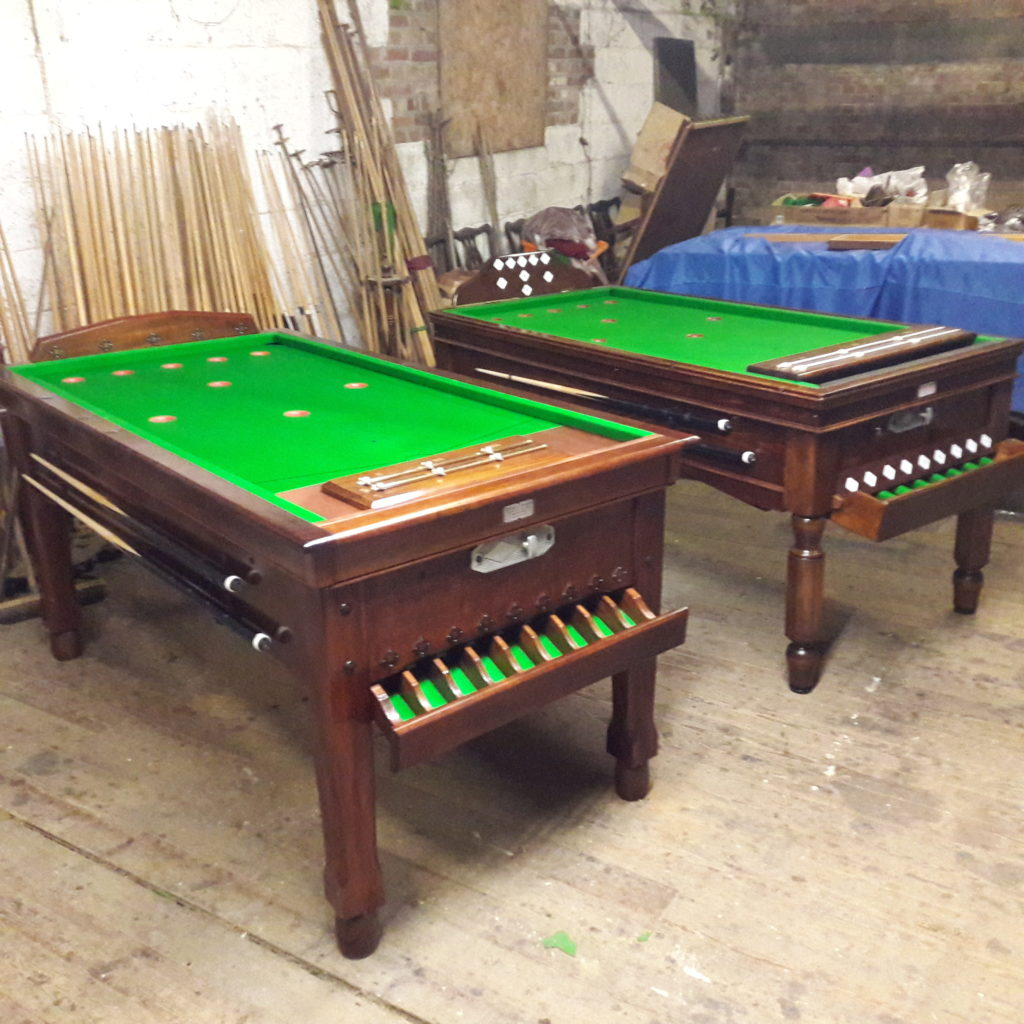 Bar Billiard Tables ready for sale