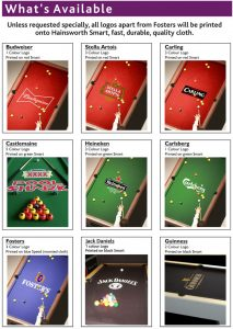pool-table-cloths