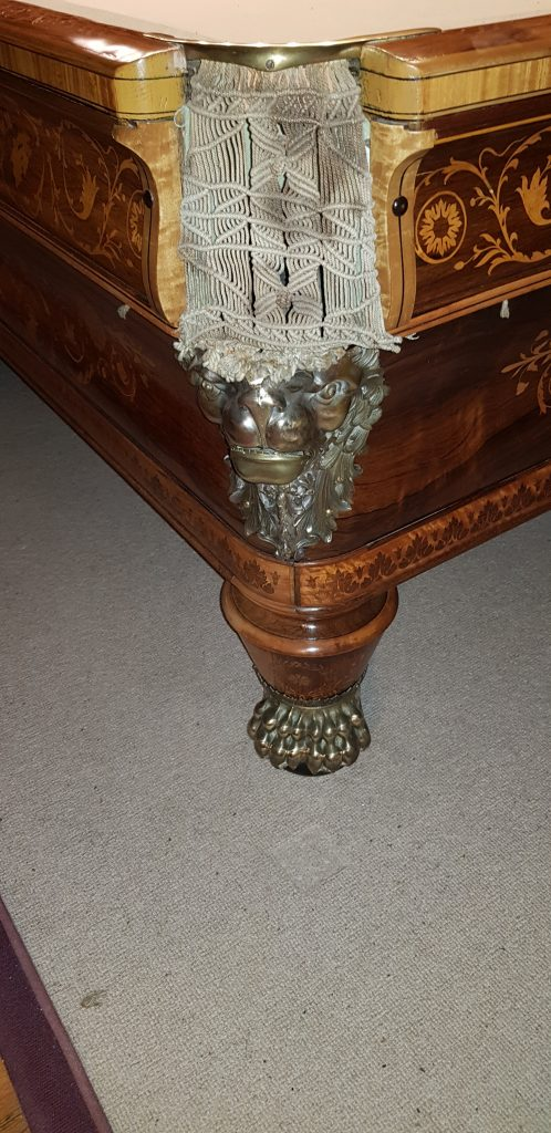 Charles X Billiard Table 2