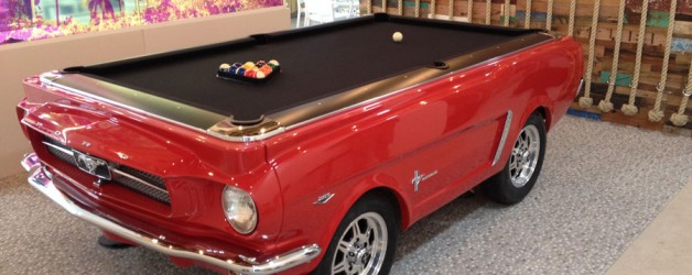 Modern Snooker Tables